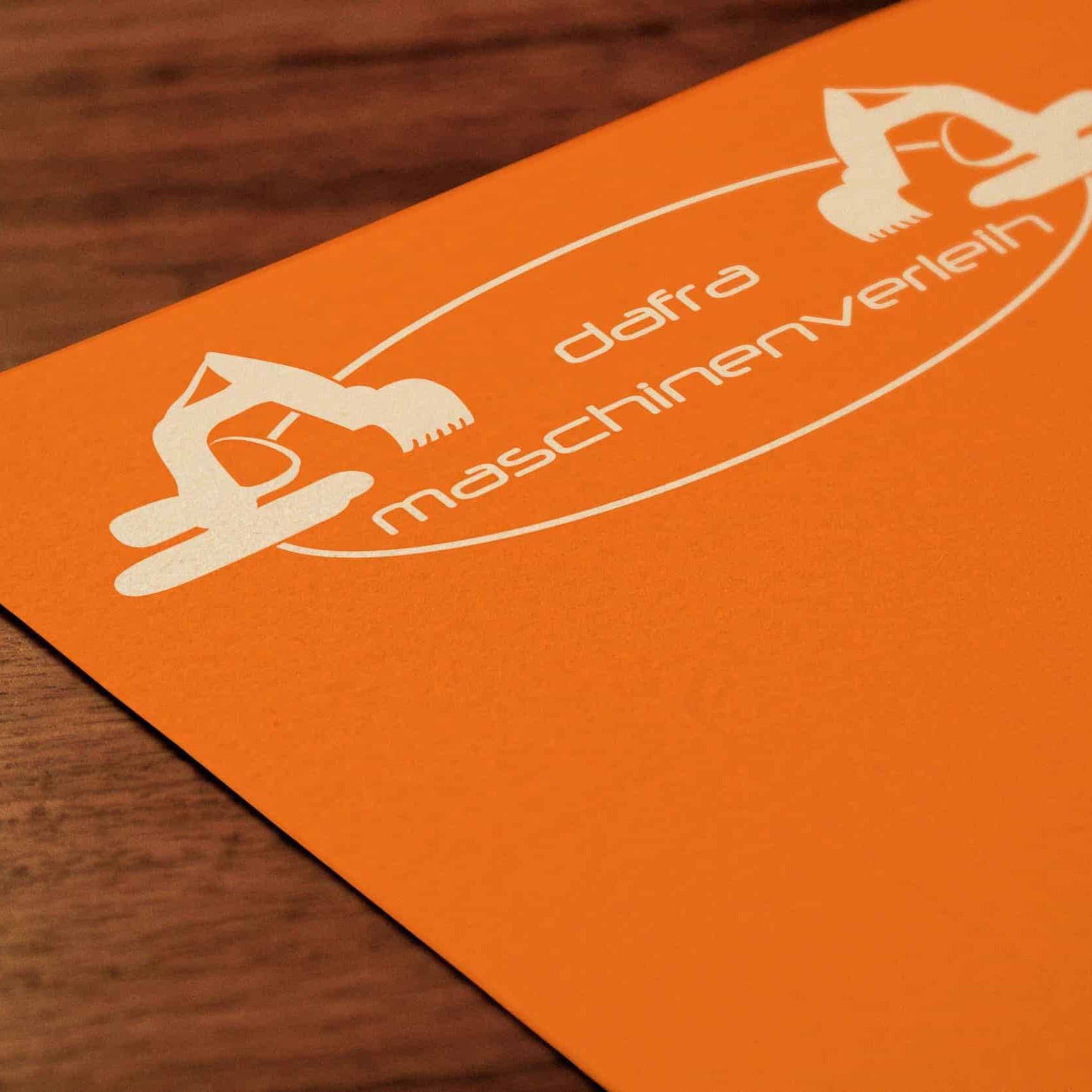 Logo Dafra Maschinenverleih