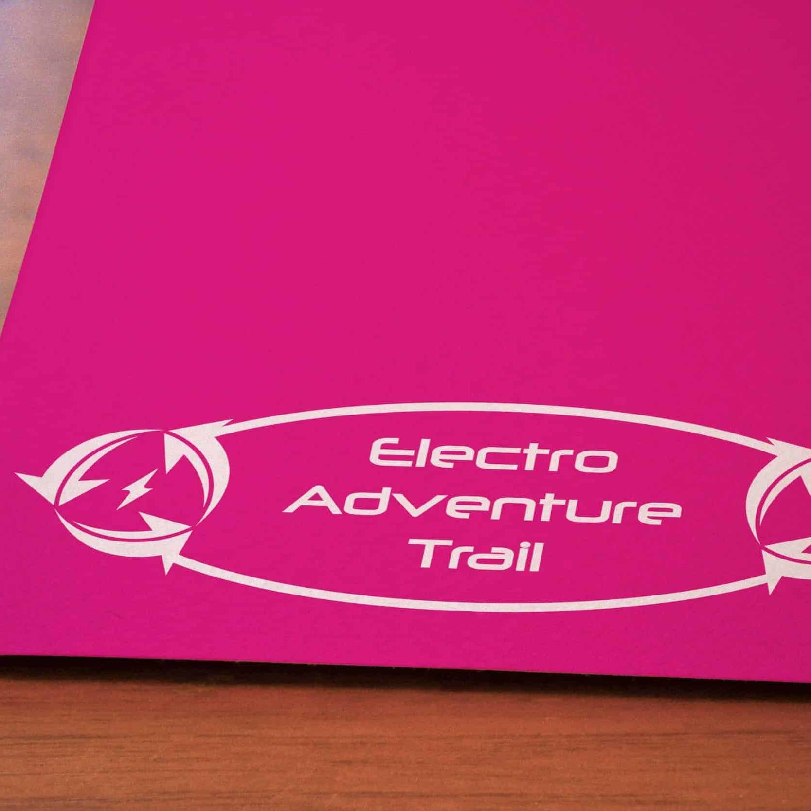 Logo Electro Adventure Trail
