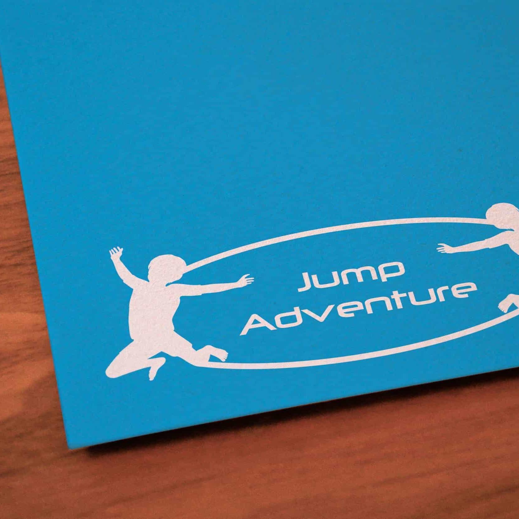 Logo Jump Adventure