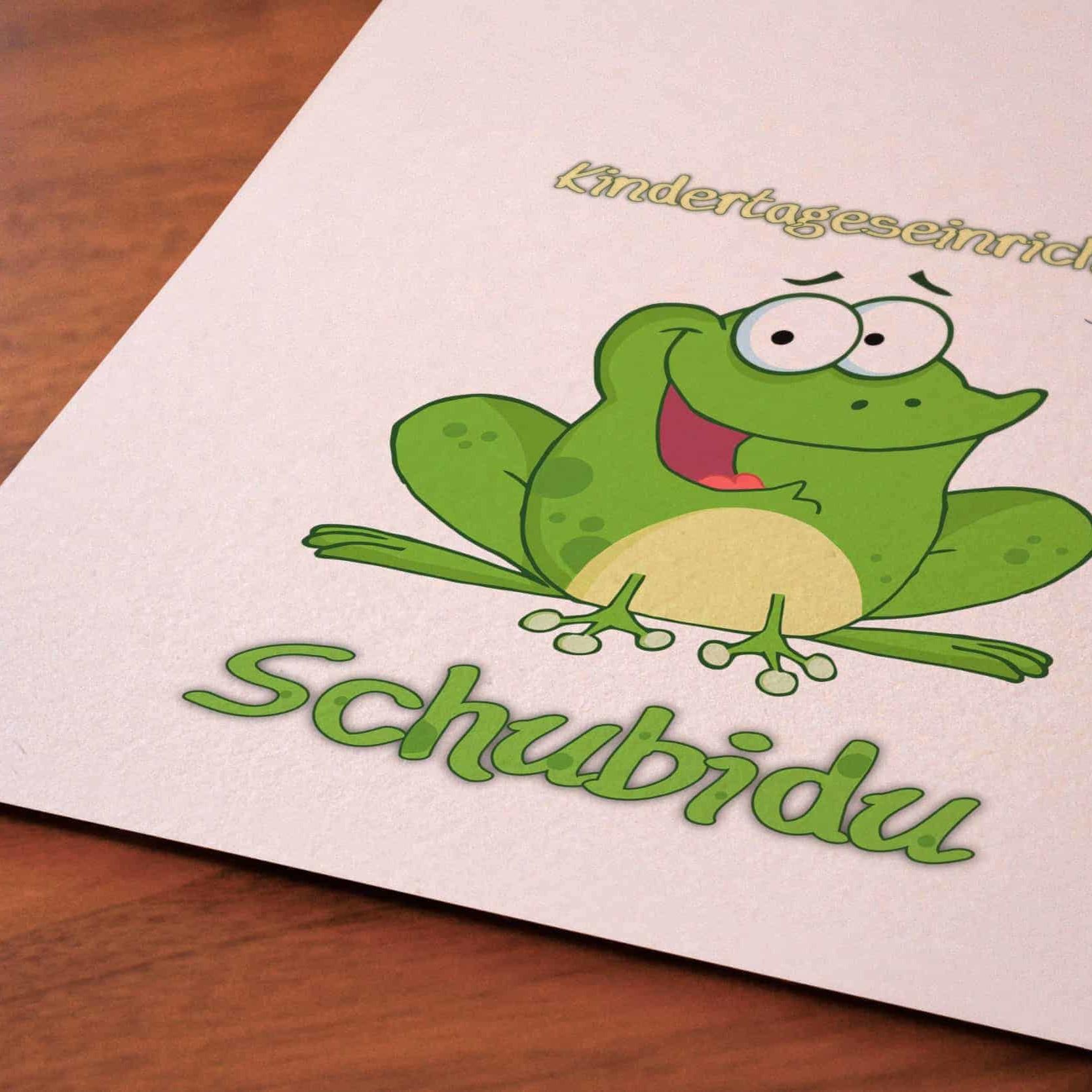 Logo Kindertagesstätte Schubidu